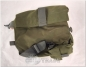 Preview: US-Armee Carrying pouch Mask Gasmaskentasche Gasmaske M40 Zustand GUT!