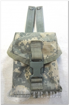 ORIGINAL US Army 100 round utility pouch Molle II Magazin-Tasche ACU AT