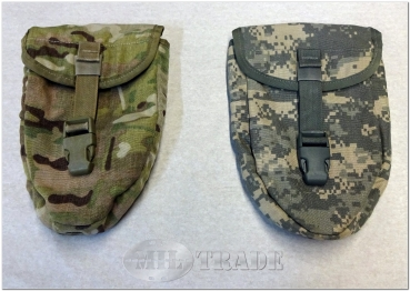 ORIGINAL U.S. Armee Carrier Entrenching Tool Molle II Spatentasche ACU + Multicam - Tasche Pouch Case
