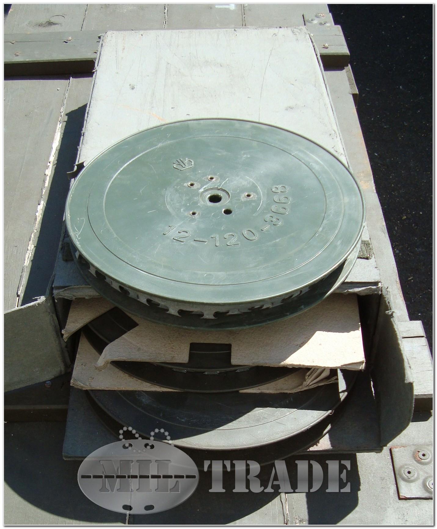 BW 6 x Rolle 50m Bandstacheldraht Nato Stacheldraht Verlegevorrichtung TOP