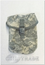 ORIGINAL US Army 200 round saw gunner pouch Molle II Magazin-Tasche ACU AT